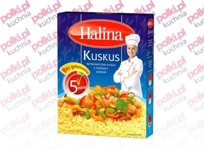 Kasza Kuskus marki Halina
