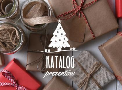 KATALOG PREZENTÓW POLKI.PL! Tu znajdziesz najlepsze propozycje świątecznych podarunków