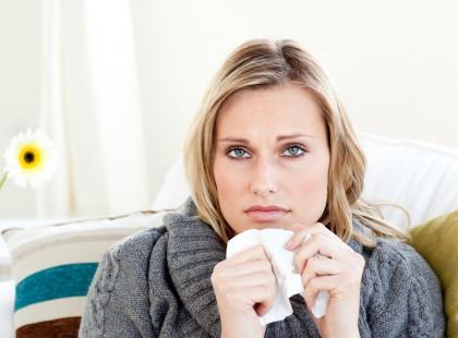 Katar i ból gardła - jesienne dolegliwości