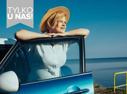Katarzyna Figura w plażowej sesji dla magazynu Viva!