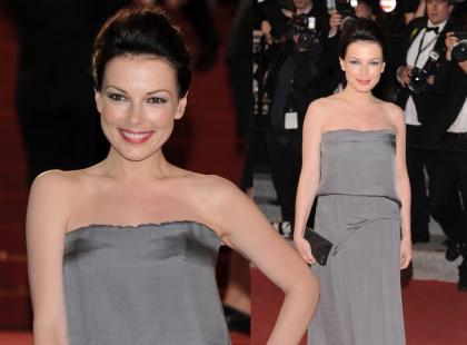 Katarzyna Glinka w Cannes