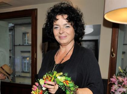 Katarzyna Grochola miała raka