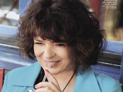 Katarzyna Grochola: Wiem, że budzę zawiść