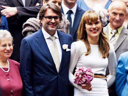 Katarzyna Herman i Tomasz Brzozowski - Wzięli ślub, nareszcie!