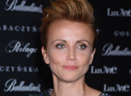 Katarzyna Zielińska bez makijażu u fryzjera. Szykują się duże zmiany