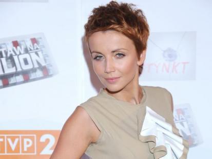 Katarzyna Zielińska - która fryzura lepsza