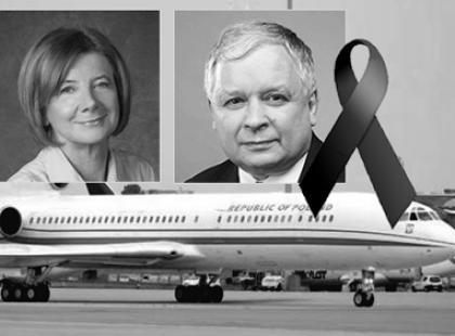 Katastrofa samolotu prezydenckiego