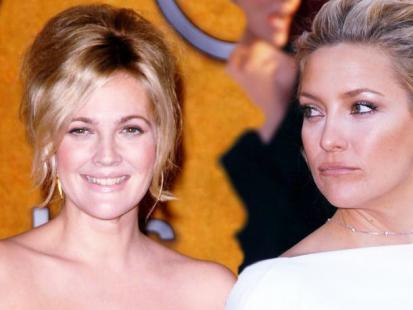 Kate Hudson czy Drew Barrymore