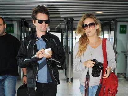 Kate Hudson i Matt Bellamy zaręczeni