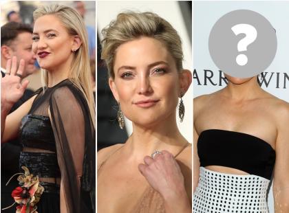 Kate Hudson nie do poznania! Jej włosowa metamorfoza nas zadziwia, bo zmieniła się w chłopczycę