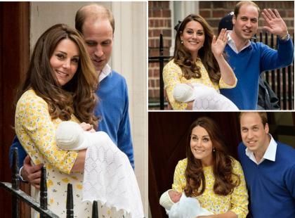 Kate i William pokazali córeczkę! Pierwsze oficjalne zdjęcia i wideo