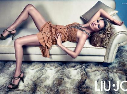 Kate Moss dla LIU JO
