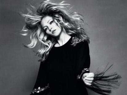 Kate Moss dla Topshop - ostatnia kolekcja