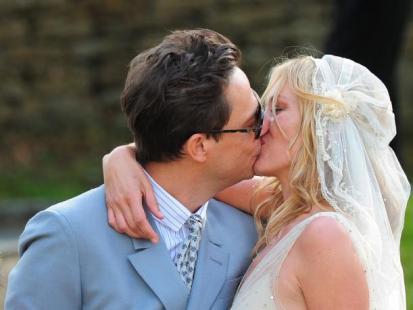 Kate Moss i Jamie Hince pobrali się!