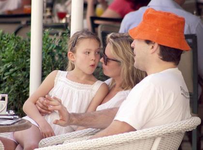 Kate Moss i Jamie Hince - Rodzinny wypad
