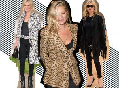 Kate Moss i jej ulubiona część garderoby (na pewno masz ją w szafie)
