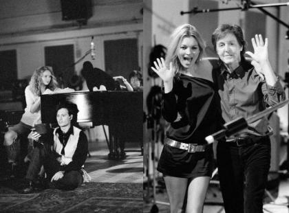 Kate Moss, Johnny Depp i Paul McCartney w jednym teledysku!