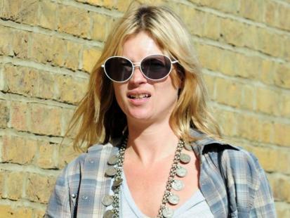 Kate Moss na okładce Purple ze swoim ex chłopakiem