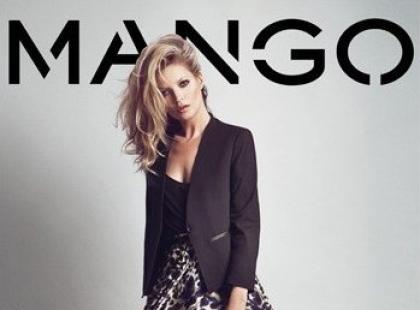 Kate Moss w jesiennej kampanii Mango!