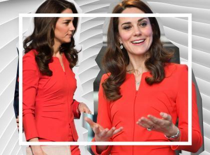 Kate ponownie z torebką polskiej marki. Woli ją od światowych brandów?