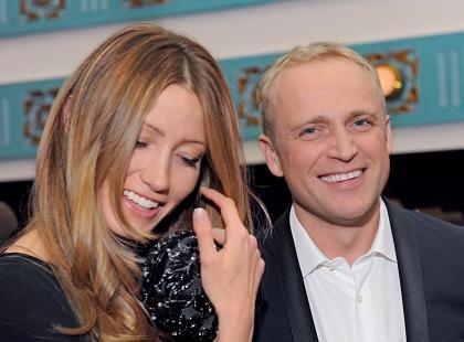 Kate Rozz i Piotr Adamczyk w końcu jadą w podróż poślubną