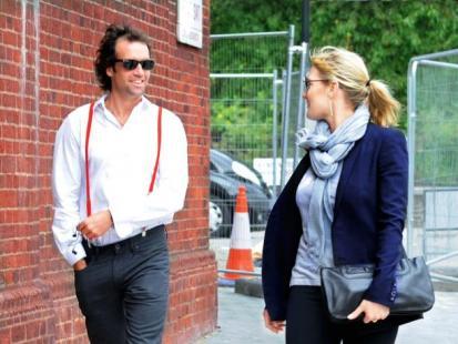 Kate Winslet i Ned Rocknroll - Zakazana miłość