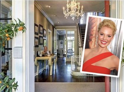 Katherine Heigl sprzedaje dom w Los Angeles