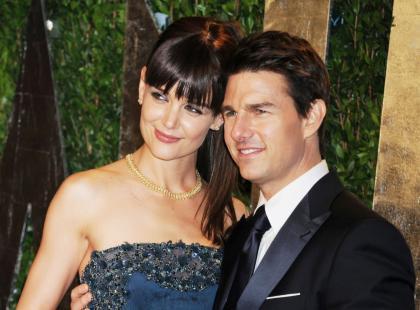 Katie Holmes i Tom Cruise będą walczyć o dziecko!