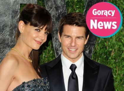 Katie Holmes i Tom Cruise rozwodzą się!