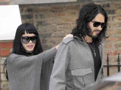 Katy Perry i Russell Brand planują ślub