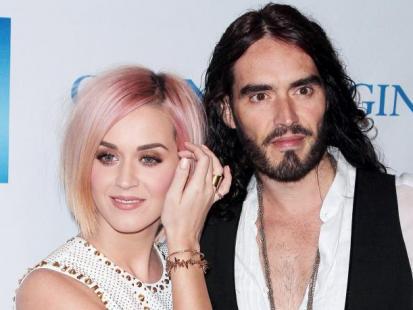Katy Perry i Russell Brand rozwodzą się