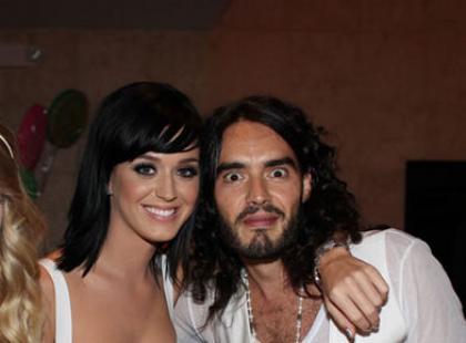 Katy Perry, Russell Brand i ich skromna prośba