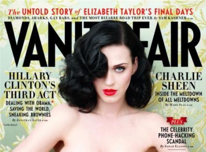 Katy Perry w samej bieliźnie – zobacz zdjęcia!