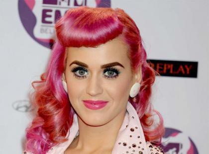 Katy Perry - wpadka na MTV Europe Music Awards 2011