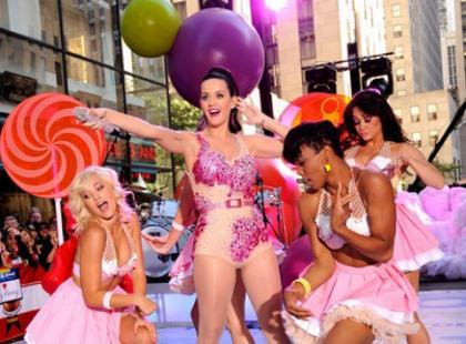 Katy Perry wystąpi w Polsce