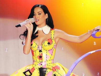 Katy Perry wystąpiła podczas Victoria's Secret Fashion Show