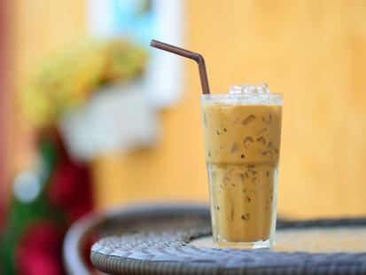 Kawa mrożona na letnie upały