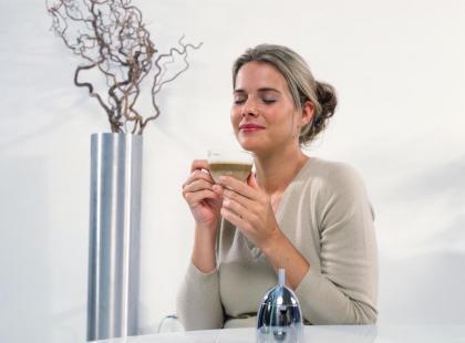Kawa na rozgrzewkę