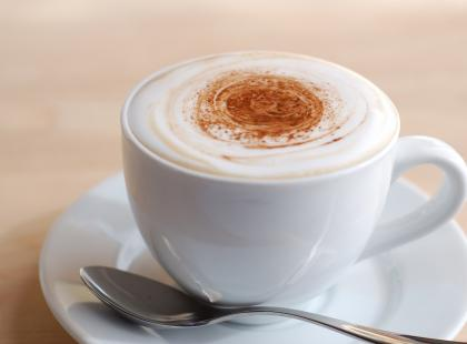 Kawa parzona w termosie