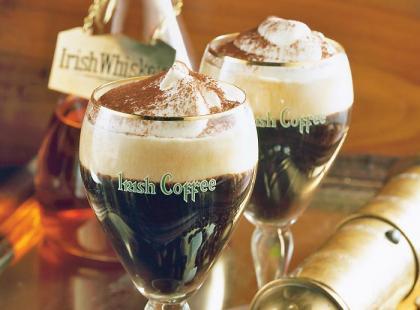 Kawa po irlandzku - przepis