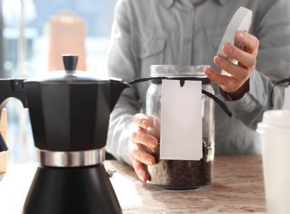 Kawiarki to też ekspresy do kawy. I to rewelacyjne!