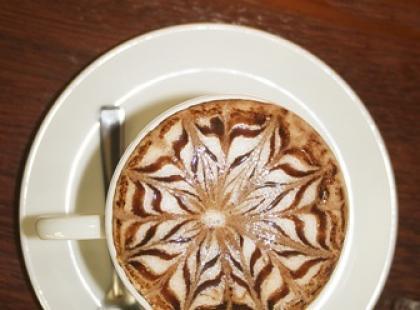 Kawowe grzanie