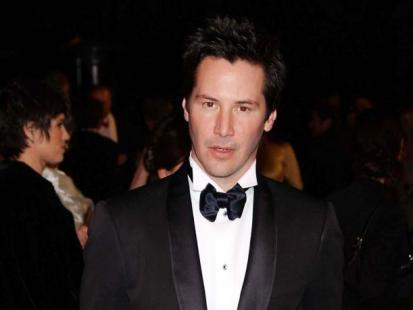 Keanu Reeves tatą