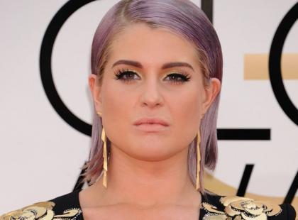 Kelly Osbourne pokazała się bez makijażu. Ma też nową fryzurę
