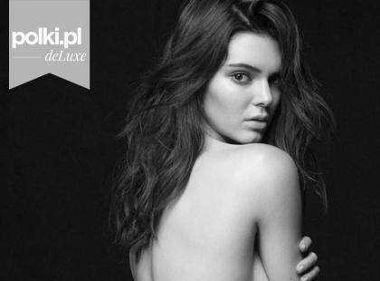 Kendall Jenner w seksownej bieliźnie Calvina Kleina #mycalvins