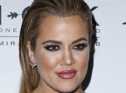 Khloe Kardashian jest w ciąży, ale... nie wie z kim?