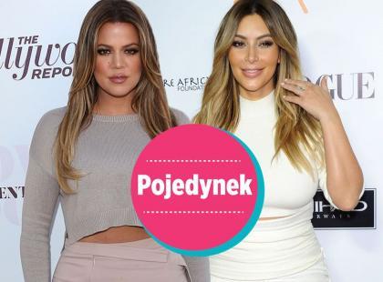 Khloe vs. Kim. Która siostra Kardashian jest bardziej stylowa?