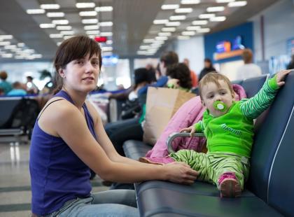 Kiedy i jak podróżować z niemowlakiem? [wywiad]