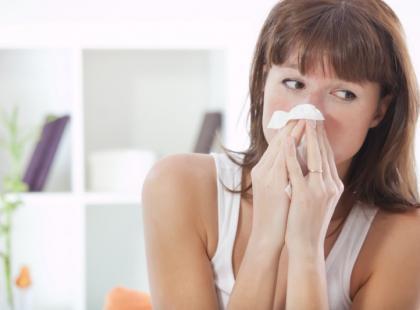 Kiedy infekcje wirusowe powodują alergię i astmę?
