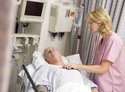 Kiedy mamy do czynienia z niewydolnością lewej komory serca?